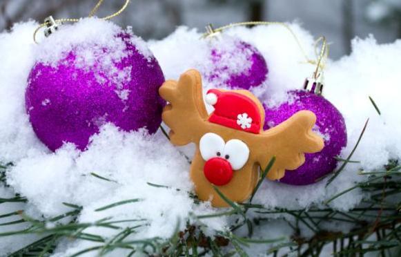 Foto Con La Neve Di Natale.La Ricetta Per Fare La Neve L Effetto Ghiacciato Per Gli Addobbi Di Natale Ultime Notizie Flash
