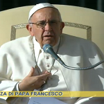 Il Papa in udienza generale a Roma oggi: testimoniate la fede con la vostra vita