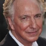 E' morto l'attore e regista inglese Alan Rickman, il Severus Piton di Harry Potter