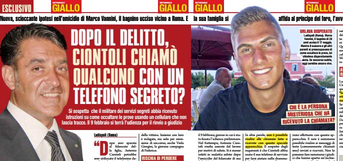 Omicidio Marco Vannini ultime notizie: Antonio Ciontoli ...