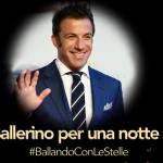 Alessandro Del Piero ballerino per una notte a Ballando con le stelle 2016