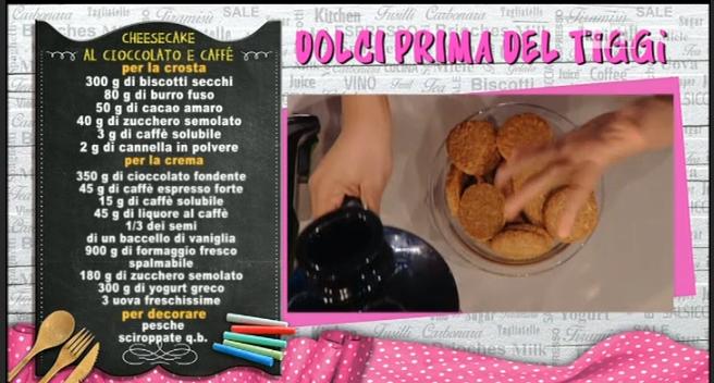 cheesecake ambra romani