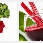 La bevanda fai da te tutta naturale con zenzero e ravanelli per il ventre piatto