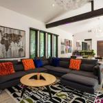 La nuova villa di Miley Cyrus con mobili e accessori che sembrano di una nota catena (FOTO)
