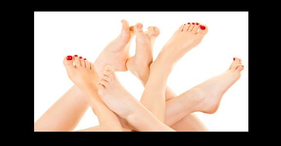 Il cattivo odore dei piedi: come eliminarlo senza usare