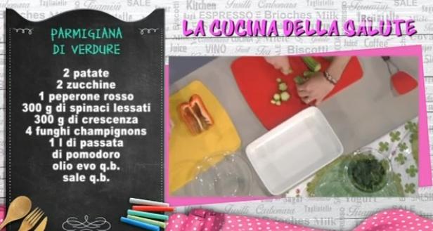 parmigiana verdure