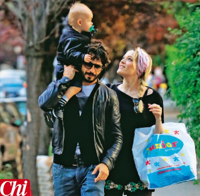 Marco Bocci e Laura Chiatti rivelano il nome del secondo figlio (FOTO)