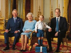 foto famiglia reale