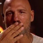 La storia di Giacobbe Fragomeni e le sue lacrime all'Isola dei famosi: un esempio per tutti