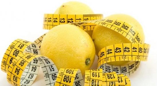 la dieta del limone a digiuno