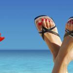 Come preparare i piedi ai sandali e averli sempre perfetti