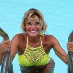 Simona Ventura questa estate 2016 solo bikini Calzedonia, eccola in spiaggia (FOTO)
