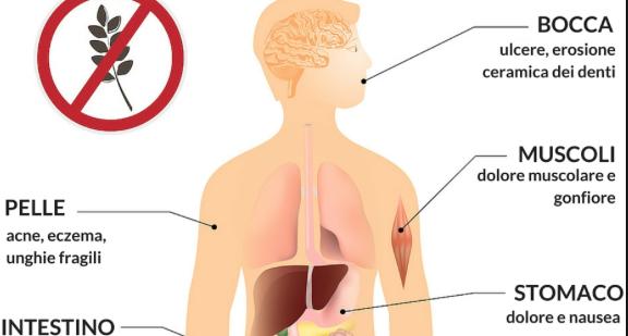 Celiachia: i sintomi e le cause