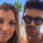 Cristian e Tara tradiscono la D'Urso: il loro matrimonio in esclusiva a Verissimo (VIDEO)