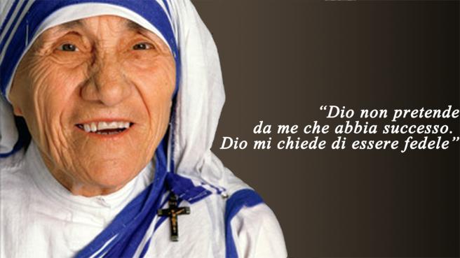 Le Frasi Piu Emozionanti Di Madre Teresa Di Calcutta Oggi Santa