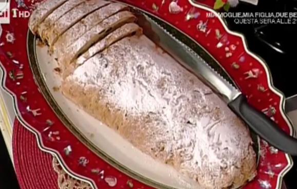 Filone di panettone di Anna Moroni, la ricetta La prova del cuoco