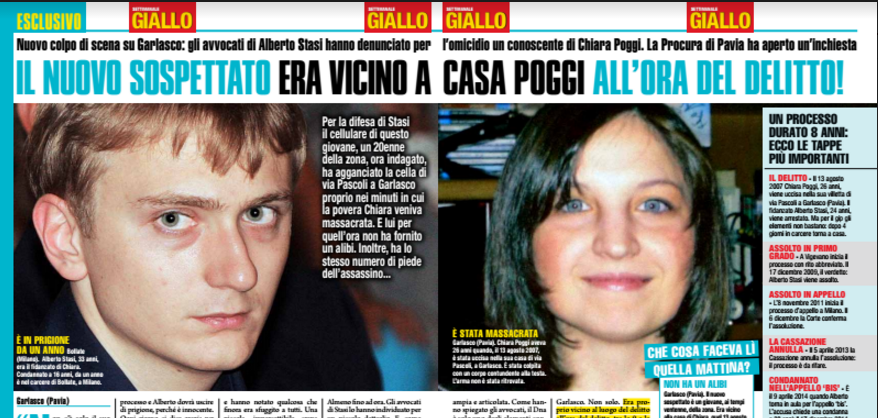 Omicidio Chiara Poggi ultime notizie: il sospettato era vicino alla villetta quella mattina?