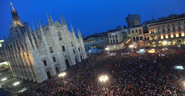 Capodanno 2016 in piazza: concerti e live in tutta italia