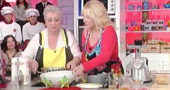Per Antonella Clerici La prova del cuoco oggi inizia male (Foto)