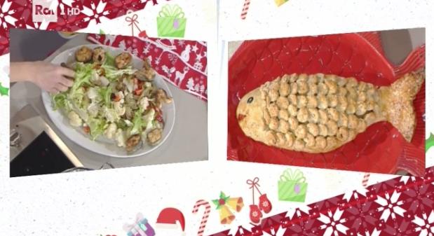 Ricette Anna Moroni, filetti di orata in crosta La prova del cuoco