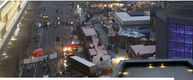 Attacco a Berlino ultime notizie, confermato l'attentato terroristico: ci sono 12 morti