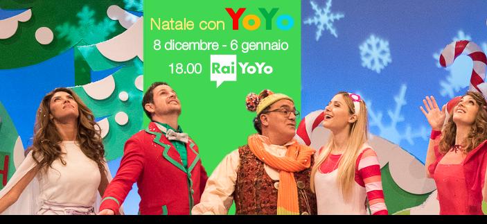 Il super Natale su Rai YoYo: la programmazione Natalizia con Pepa Pig e molto altro