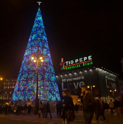 Natale 2016: ecco quali sono gli alberi più belli del mondo (FOTO)