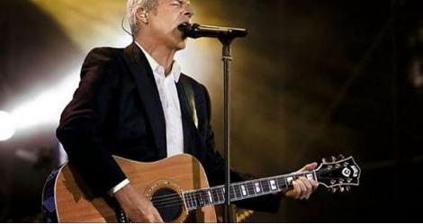 Claudio Baglioni con Avrai concerto evento stasera su Rai1