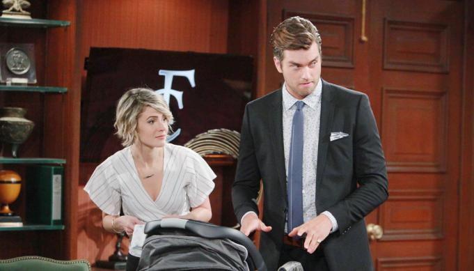 Beautiful anticipazioni: Liam smaschera suo padre e rivela tutto a Katie?