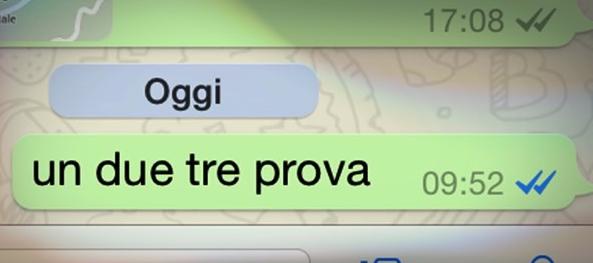 WhatsApp arriva revoke per cancellare i messaggi sbagliati