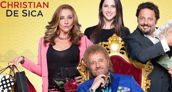 Poveri ma ricchi, al cinema il cinepanettone con Christian De Sica ed Enrico Brignano