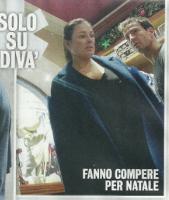 Alena Seredova è davvero incinta o ha solo mangiato troppo? (Foto)
