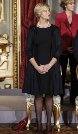 Governo Gentiloni, Il look scelto dalle ministre al giuramento (Foto)