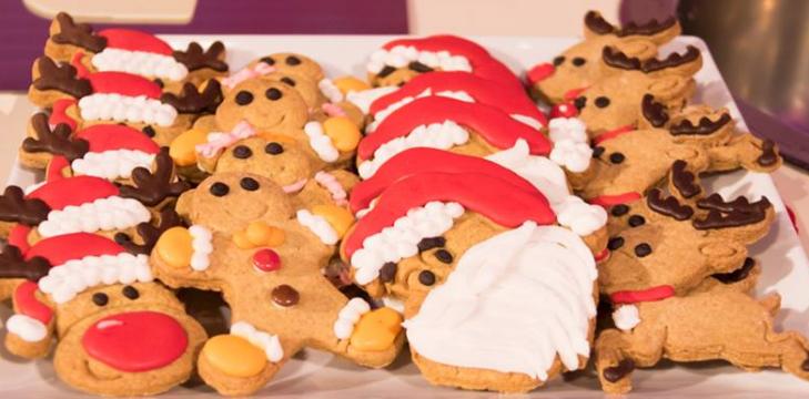 Ricetta Biscotti Di Natale.I Biscotti Di Natale Con La Ricetta Di Roberto Rinaldini