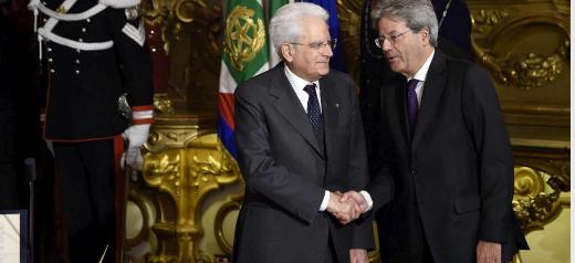 Il Governo Gentiloni inizia il suo lavoro: i nuovi ministri e tutti gli incarichi