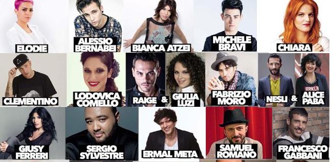 Quanto talent in questo Sanremo 2017 è la rivincita dei giovani?