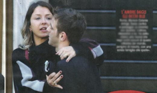 Myriam Catania incinta, pancione al quinto mese per l'ex moglie di Luca Argentero (Foto)