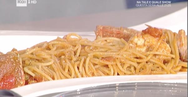 La ricetta degli spaghetti con aragosta di Pascucci La prova del cuoco