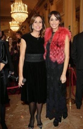 Cristina e Benedetta Parodi insieme alla Prima della Scala, il look scelto dalle sorelle (Foto)