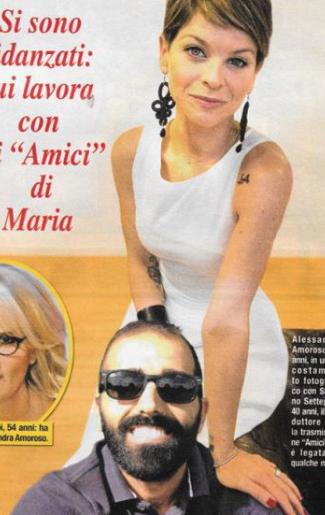 Alessandra Amoroso sposa Stefano Settepani, l'uomo della sua vita (Foto)
