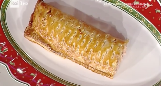 La ricetta del salmone in crosta con salsa all'arancia di Hiro Shoda