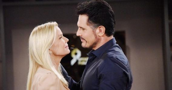 Beautiful anticipazioni: Bill lascerà Katie per vivere il suo grande amore con Brooke?