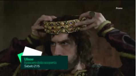Stasera Ulisse-Il piacere della scoperta: Alberto Angela ci racconta Carlo Magno