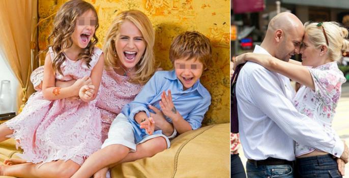 Heather Parisi e la sua vita privata senza Facebook: i suoi figli e un marito da amare