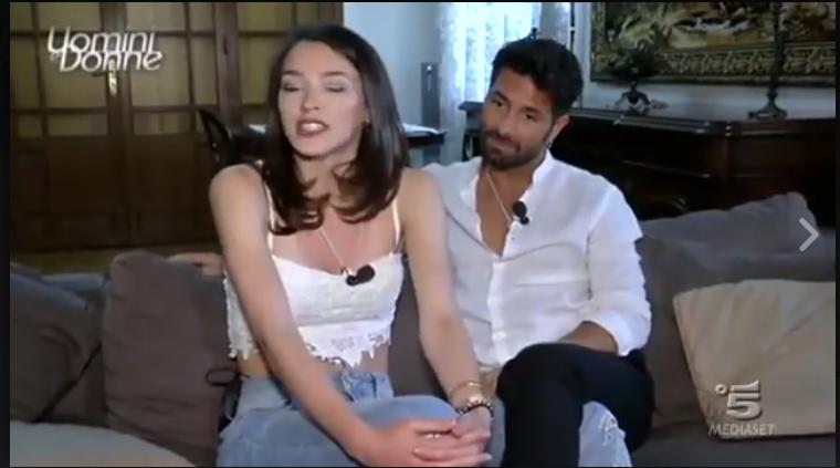 Claudio e Givevra a Uomini e Donne raccontano la loro storia d'amore