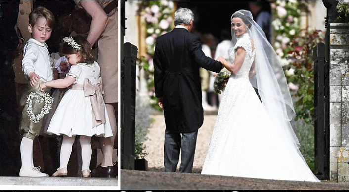 Matrimonio Di Pippa : Matrimonio di pippa middleton da record europa ansa