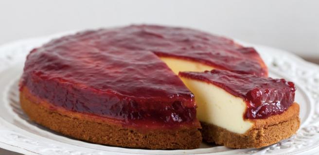 Ricetta Cheesecake Cotta.Ricette Con Le Fragole Facciamo La Cheesecake Cotta Ultime Notizie Flash
