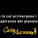 Da stasera su Rai3 Caro Marziano con Pif e le storie della nostra Italia da raccontare agli alieni