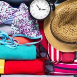 Valigia per le vacanze estive: i consigli di ClioMakeup per preparare la valigia perfetta