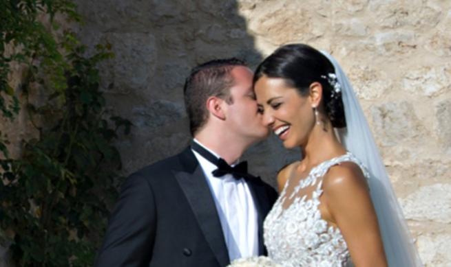 Matrimonio In Segreto : Bobo vieri e costanza caracciolo matrimonio in segreto notizie
